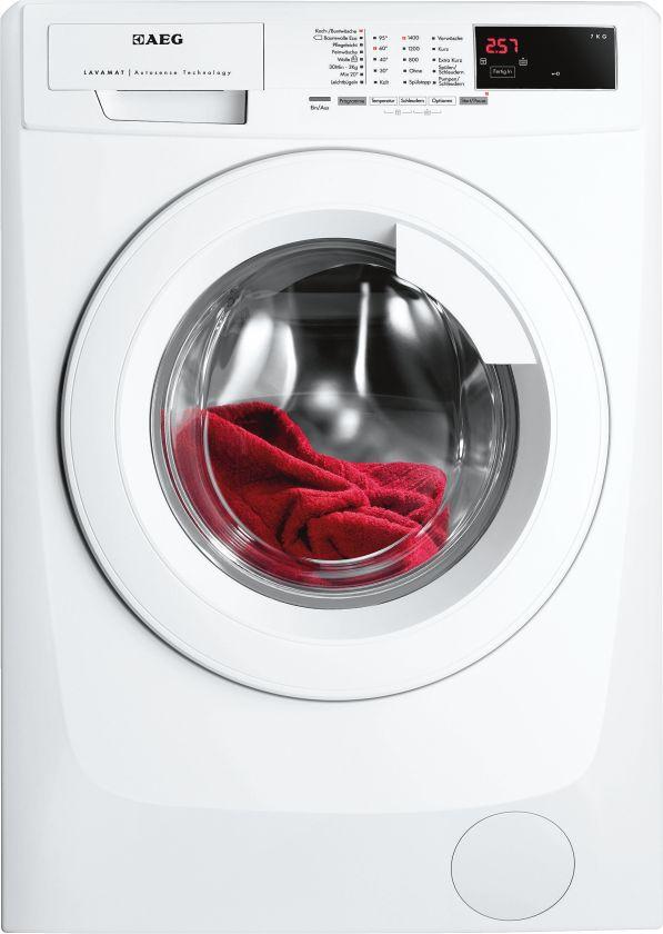 "AEG 7kg-Waschmaschine ""LAVAMAT L68470FL"" (A+++, 1400 U/min) [MEDIMAX Abholung]"