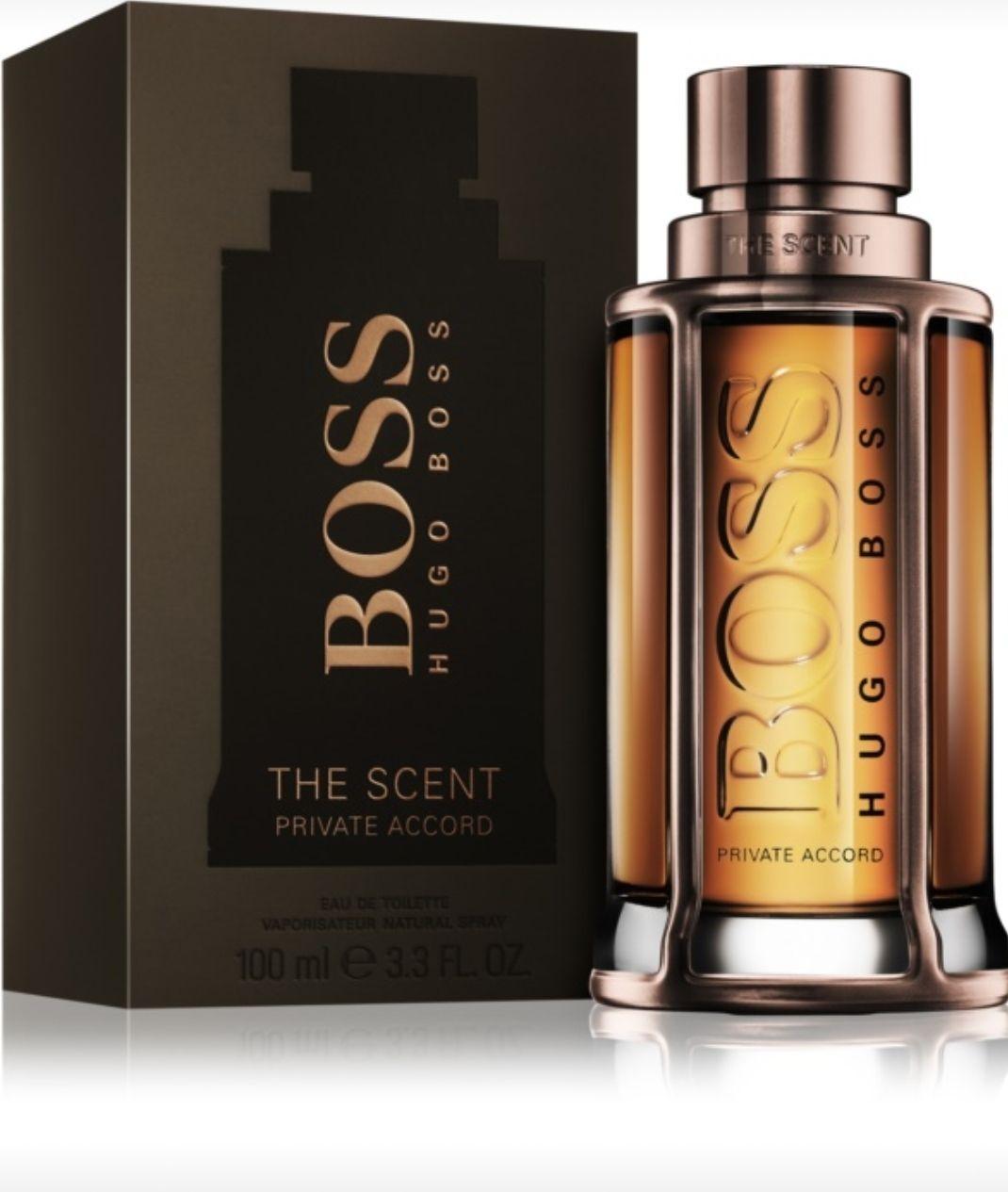 Hugo Boss The Scent Private Accord Eau de Toilette 100ml