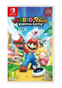 Mario + Rabbids: Kingdom Battle (Switch) für 28,35€ (SimplyGames)