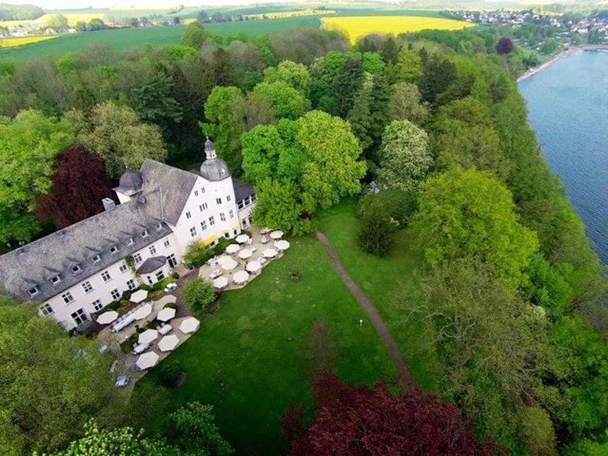 Zu zweit 4 Tage Möhnesee (Sauerland) + 4* Hotel & Halbpension für 299,99€