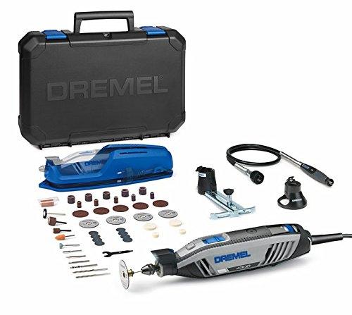 [AMAZON] Dremel Multitool 4300-3/45 (175 Watt, 45tlg. Zubehör Set, im Werkzeugkoffer) Angebot des Tages