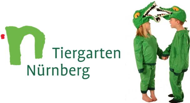 Tiergarten Nürnberg - 04.03. & 05.03. - Kostenloser Eintritt (statt € 7,70) für alle als Tiere verkleideten Kinder bis einschl. 13 Jahren