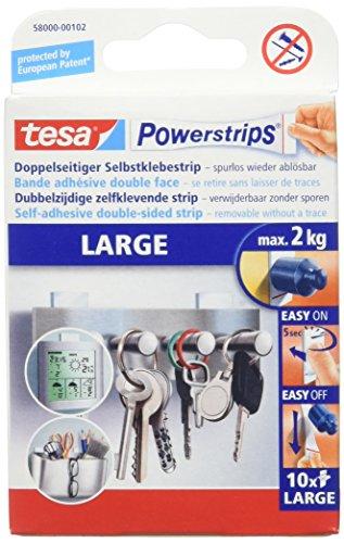 [amazon prime] tesa Powerstrips - Large (10 Stück)