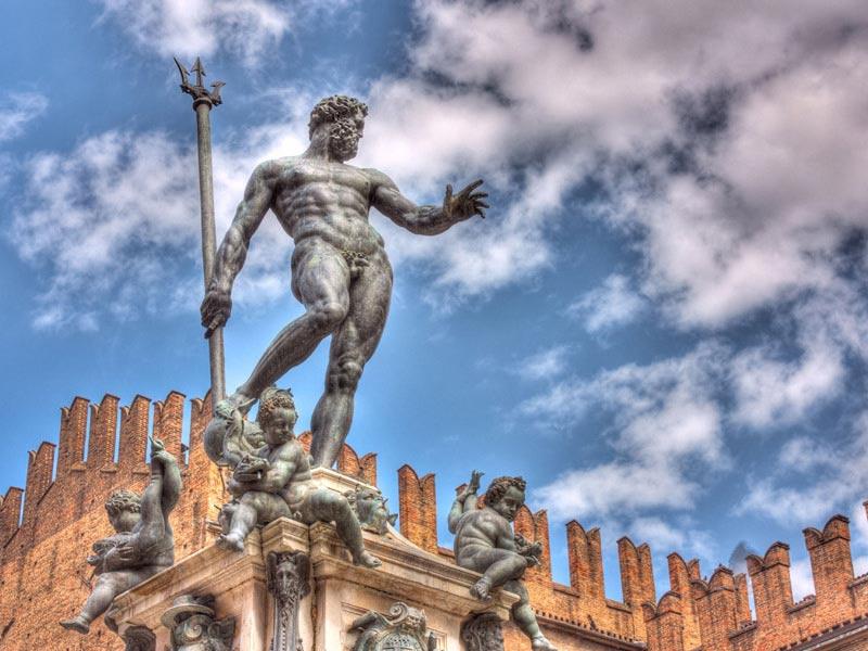 Hin- und Rückflug von Stuttgart nach Bologna für 11,98€ im März