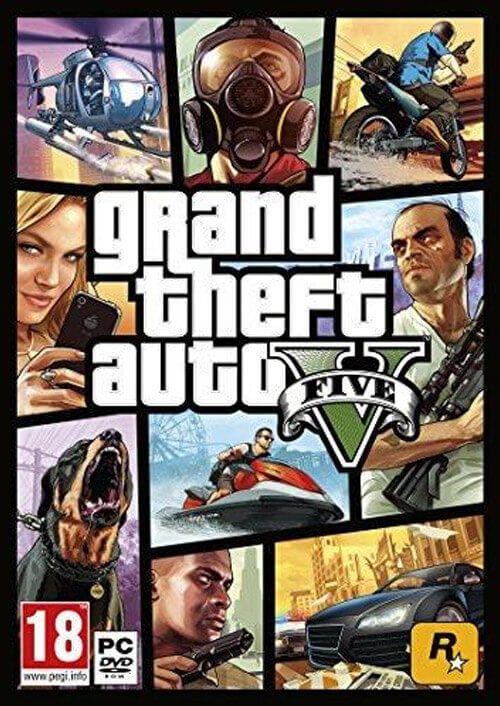 Grand Theft Auto V (PC) für 9,88€ (CDKeys)