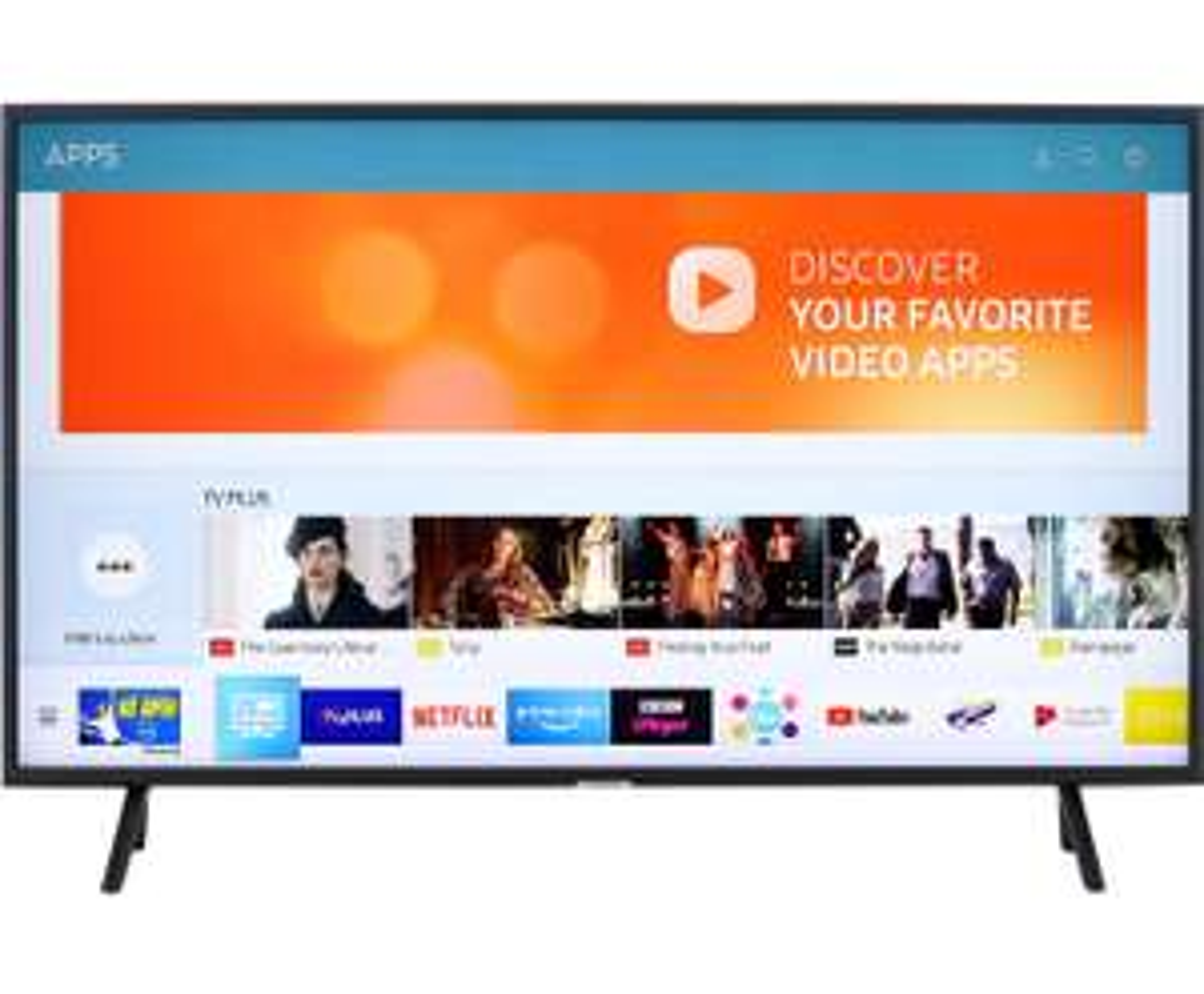 "Samsung UE43NU7199UXZG, 4K/UHD-Smart TV, 108 cm [43""] - Schwarz [AO.de]"