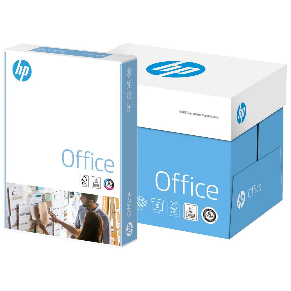 HP Kopierpapier Druckerpapier A4, 80g/m², 500 Blatt (20 Packungen, eff. 2,08€ pro Packung) [Staples]