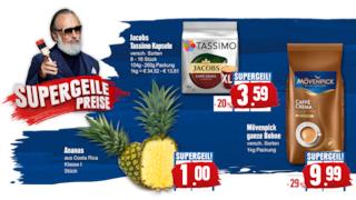 EDEKA Angebote Avocado, Ananas, Pomelo 1€; Hohes C 1l 0,88€ (14.01.-19.01.) [lokal]