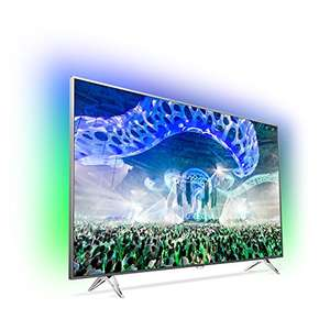 [Amazon] Philips 65PUS7601 164 cm (65 Zoll) Fernseher (Ambilight, 4K Ultra HD, Triple Tuner, Android TV)