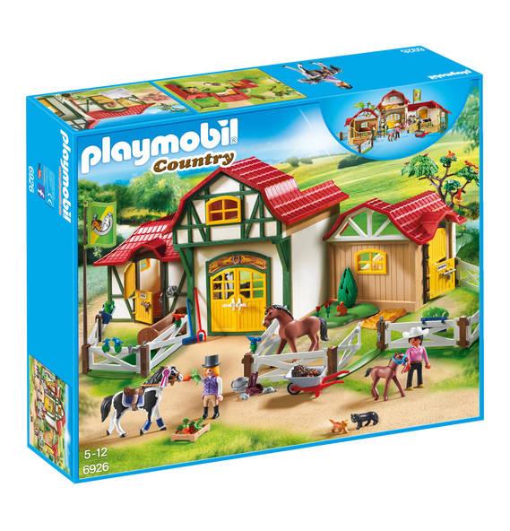 Playmobil Country Großer Reiterhof 6926 Galeria Kaufhof zus. Payback Punkte