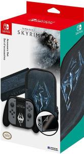 Nintendo Switch Starter Kit - The Elder Scrolls: Skyrim & The Legend of Zelda: Breath of the Wild für je 12,85€ (4U2Play)