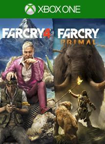 Far Cry 4 & Far Cry: Primal Bundle (Xbox One) für 8,69€ (Xbox Store TR)