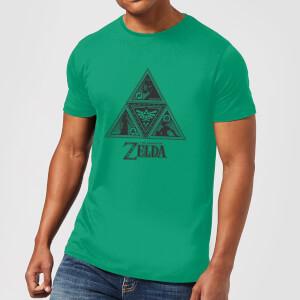 Drei Nintendo-Shirts für 35€ (offiziell lizenziert) + Gratis-Versand, z.B. Zelda Triforce + SNES Controller Pad + Be My Valentine