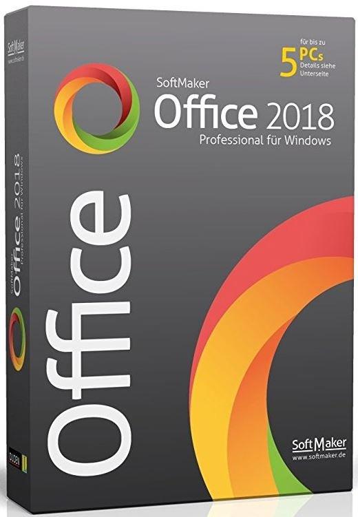 Softmaker Office 2018 Professional 70% Rabatt für Mac, Windows und Linux Lizenziert für 5 private Computer