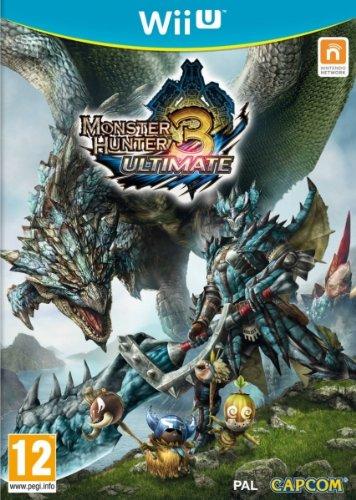 Monster Hunter 3: Ultimate (Wii U) für 13,86€ (Amazon IT)