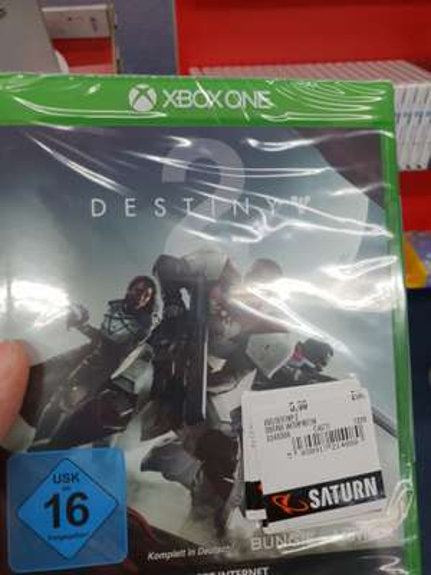 [Lokal Saturn Paderborn] Destiny 2 Xbox One