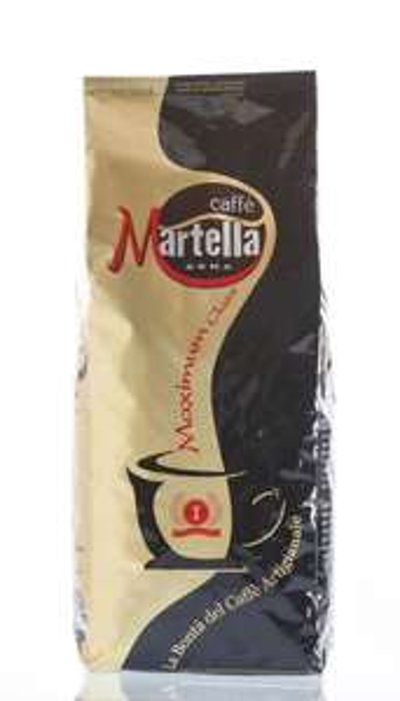 Gratis Martella Espressobohnen (250 g) ab 50 € MBW bei Espresso International (Newslettergutschein)