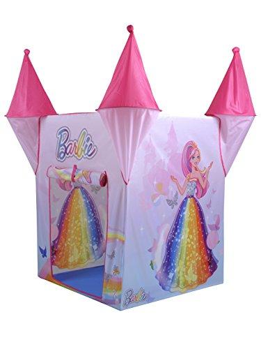 Spielzelt von Knorrtoys für Kinder ab 3 Jahren (Barbie Design) [Amazon prime]