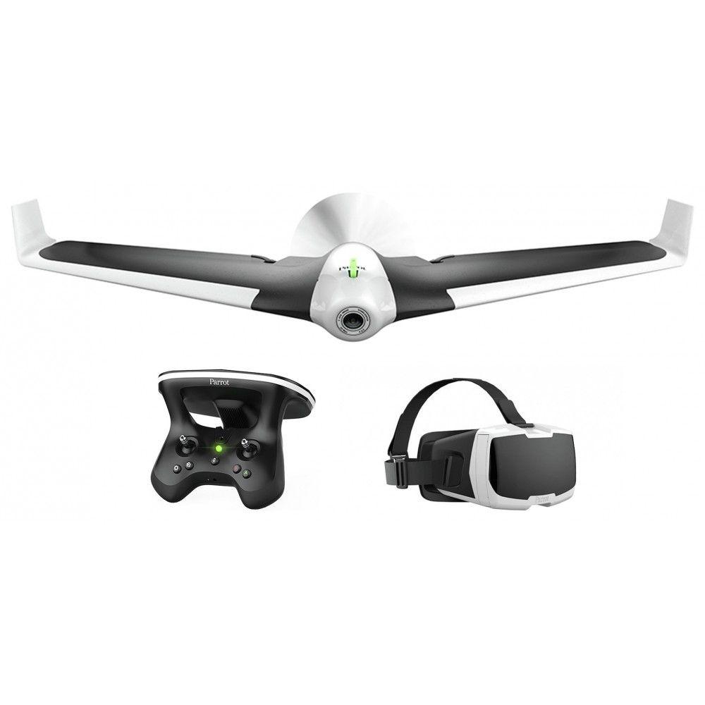 Parrot Disco FPV Drohne + SkyController 2 + VR-Brille ab 279,90€ (statt 345€) für Ebay Plus Mitglieder