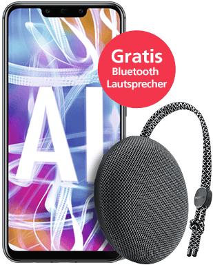 Huawei Mate 20 Lite o2 hardware +( ggf gratis Speaker bei Bestellung )