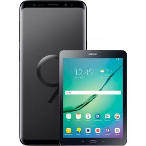 Samsung Galaxy S9 Plus + Galaxy Tab S2 9.7 LTE + Vodafone Smart L+ für mtl. 36,99€ + 111€ Zuzahlung