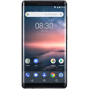"[saturn@eBay] NOKIA 8 Sirocco - 5,5"" Smartphone (128GB, 6GB RAM, NFC, USB-C, 12/13/5MP, QuickCharge4, Android 9)"