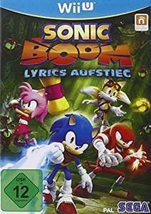 Sonic Boom: Lyrics Aufstieg (Wii U) [Amazon Prime]