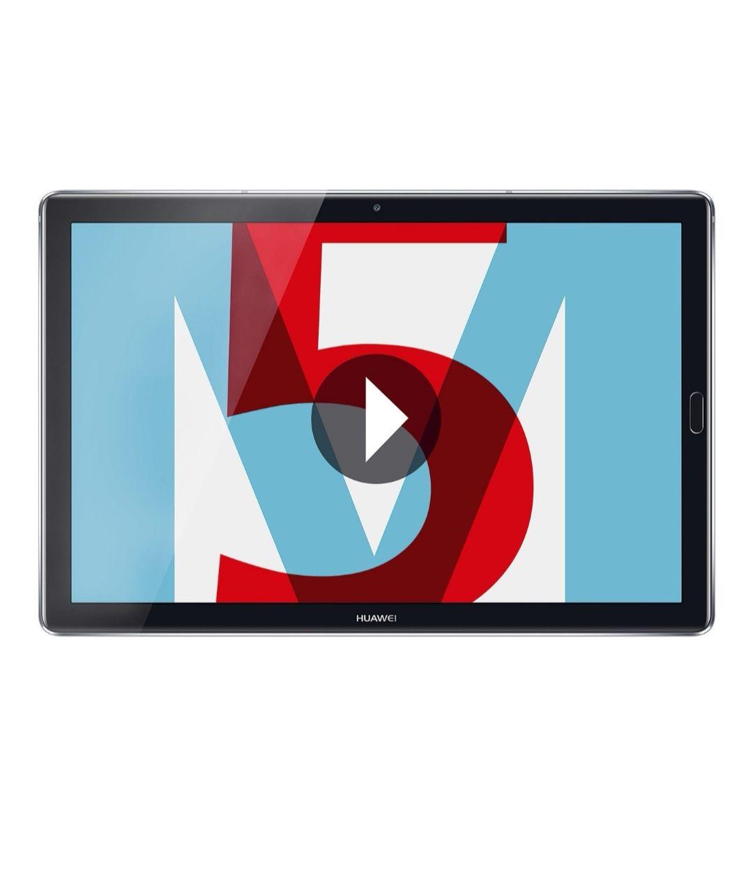 HUAWEI MediaPad M5 32 GB 10.8 Zoll Tablet Wifi Space Grey für 279€ [Lokal Media Markt Köln