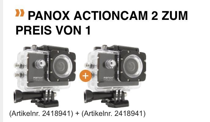 Bei Saturn 2x Panox MX200 für 19,98€ inkl. Versand
