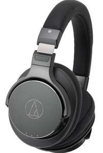Audio-Technica ATH-DSR7BT Hi-Res Kopfhörer/ Headset - Over-Ear, Bluetooth, 5 - 40000 Hz, schwarz