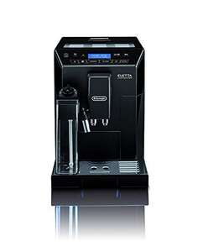 [Amazon.it Tagesdeal] DeLonghi ECAM 44.666.B Eletta Cappuccino Kaffee-Vollautomat hochglanz-schwarz