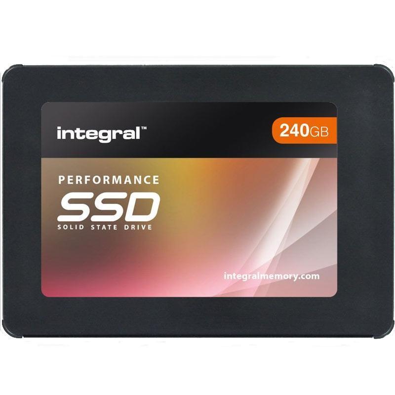 Integral 240 GB P-Serie 5 SATA III Solid State Drive (SSD) für 32,19 € @  Mymemory