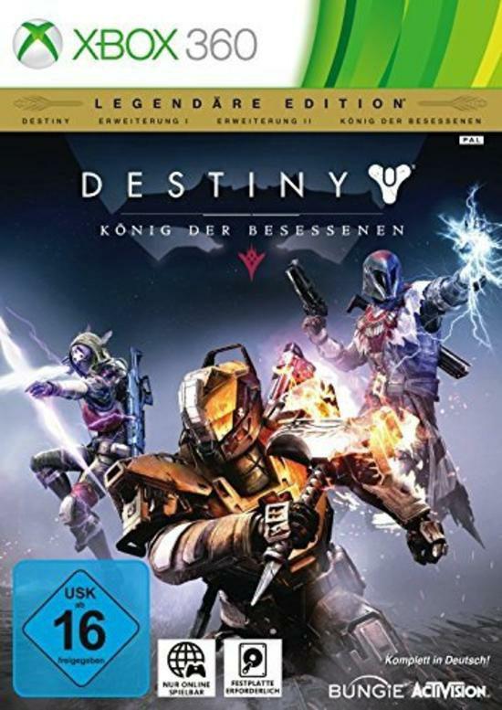 [Lokal] Destiny: König der Besessenen - Legendäre Edition (Xbox 360) für 0.01€ (Gamestop)