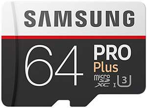 2x Samsung Pro+ microSD 64 GB für 34€ bei nbb