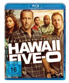 Hawaii Five-0 - Die achte Season (Blu-ray) für 16,99€ (Bücher.de)