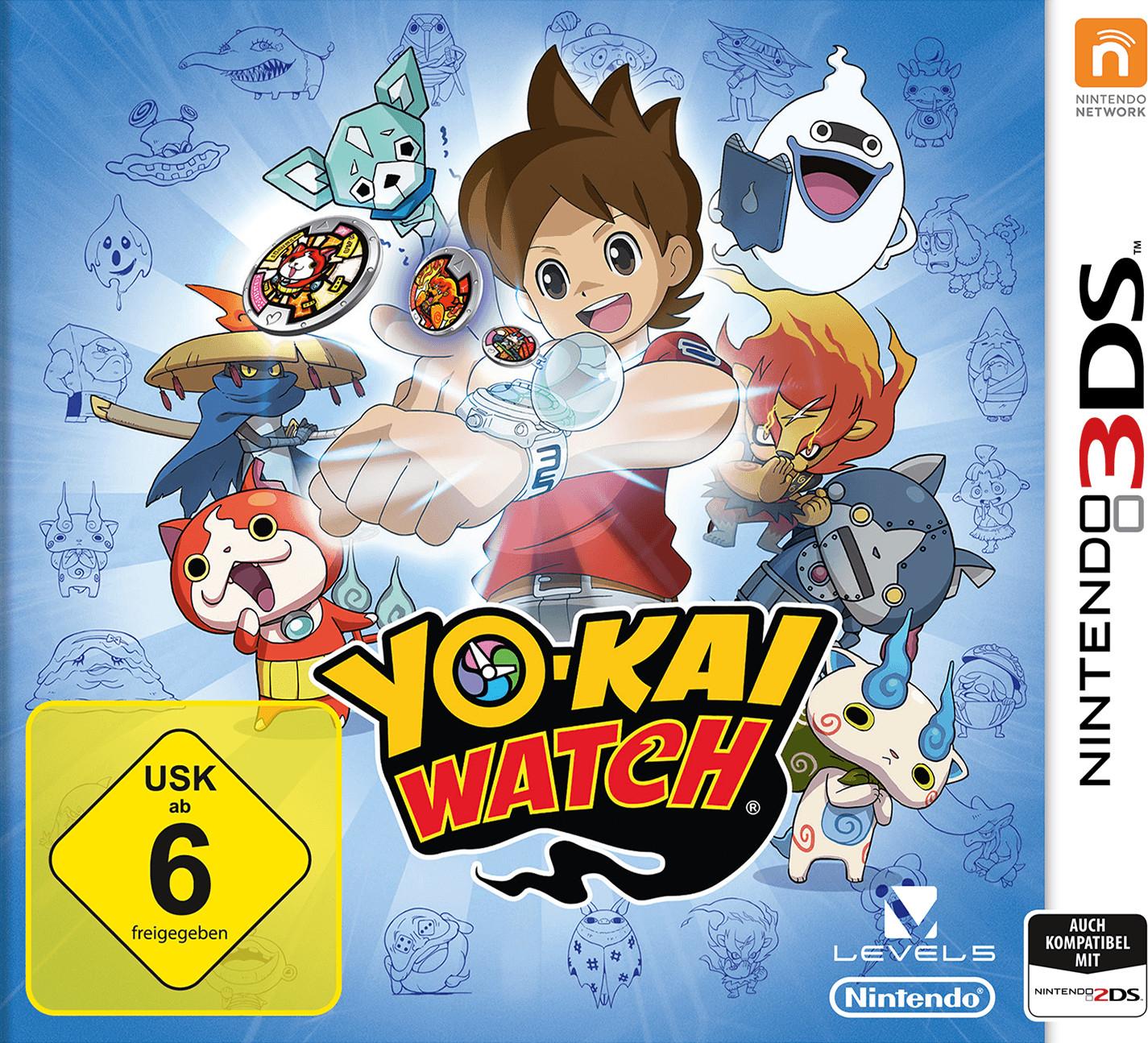 Yo-Kai Watch (3DS) für 12€ (Amazon Prime)