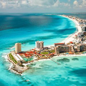 Flüge: Mexiko [Februar] - Hin- und Rückflug von München nach Cancun ab nur 340€ inkl. Gepäck