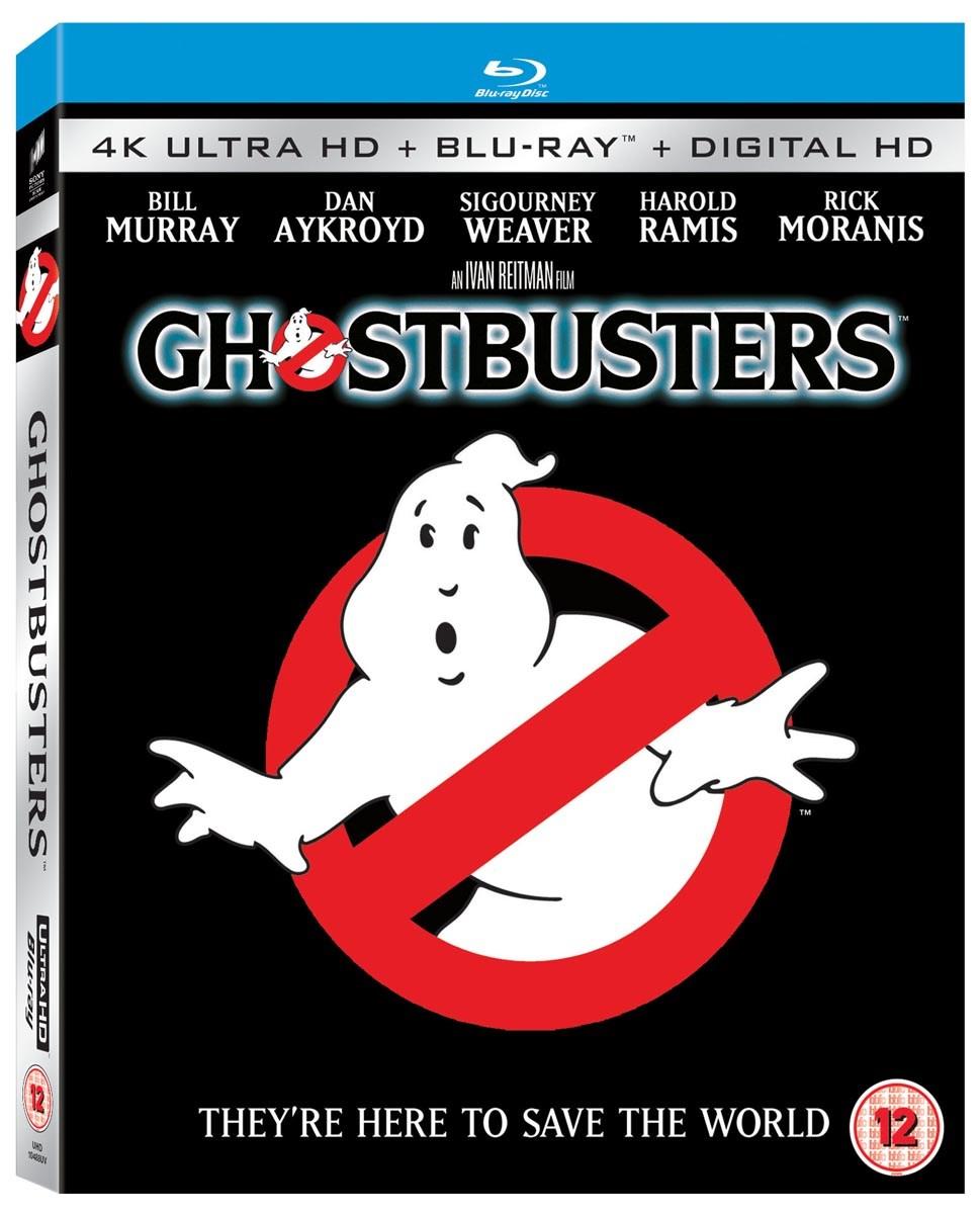 Ghostbusters (4K Ultra HD + Blu-ray + Digital HD) für 12,38€ (Zoom.co.uk)