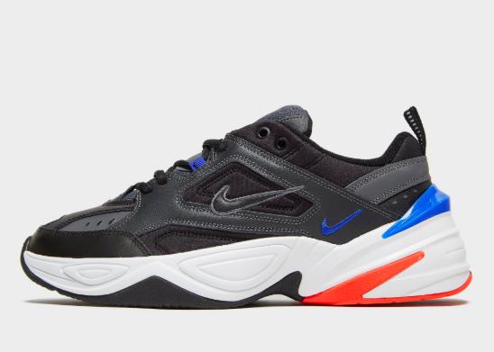 20% extra Rabatt auf Sneakers bei Kickz + gratis Versand, z.B. Nike M2K Tekno in verschiedenen Farben