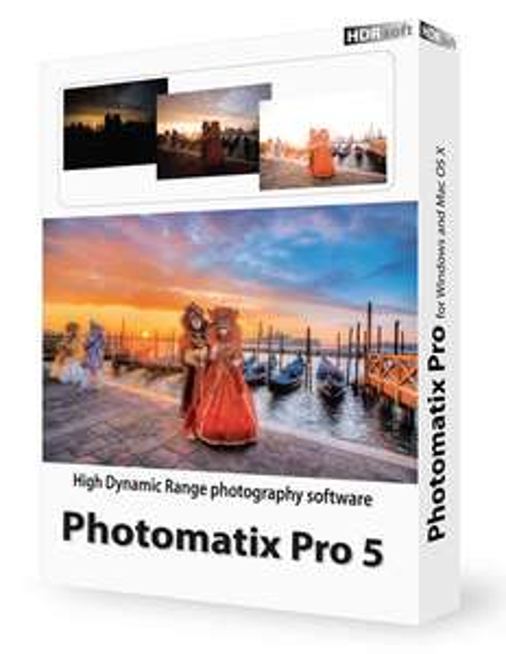 Photomatix Pro 5 (HDR Software für Windows/Mac)