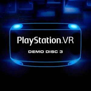 Demo Disc 3 für PlayStation VR (Sony PSVR) kostenlos im PlayStation Store