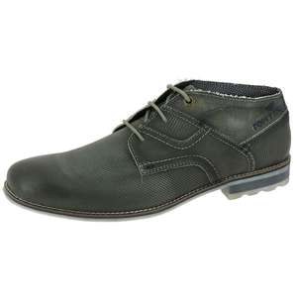 Tom Tailor Herren Schnürschuhe Halbschuhe Gr 40-45 Leder @Jomodo