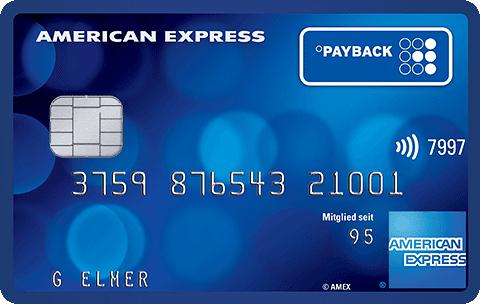 4000 Payback-Punkte bei Beantragung der Payback American Express Karte (+ 2000 Punkte KwK möglich)