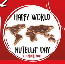 [Metro ab 24.01] Ein Grund zum Feiern....Die Metro feiert den ersten *World Nutella Day* mit 10% Rabatt auf alle Nutellaprodukte