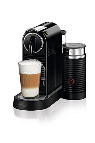 [Amazon oder MM] De'Longhi Nespresso EN267.BAE Citiz Kaffemaschine | Hochdruckpumpe und perfekte Wärmeregelung | Milchaufschäumer