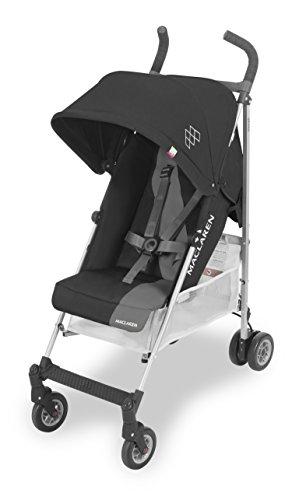 [Amazon] Maclaren Buggy Triumph Black/Charcoal, Ideal für Kinder ab 6 Monate bis 25kg