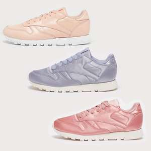 Reebok Classic Leather THR Patent bzw. Satin in div. Farben
