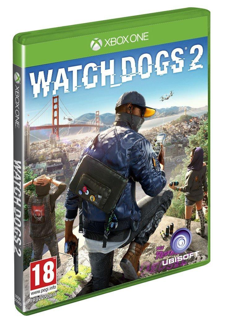 Watch Dogs 2 (Xbox One) für 15,84€ (Amazon.it)