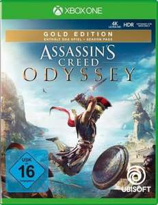 Assassin's Creed: Odyssey Gold Edition (Xbox One) für 47,99€