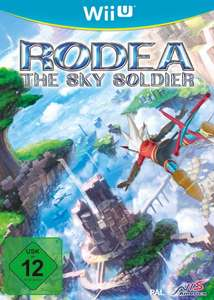 Rodea the Sky Soldier WiiU (inkl. Wii Version)